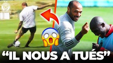 La Quotidienne du 21/06 : Thierry Henry choque les Belges à l'entraînement !