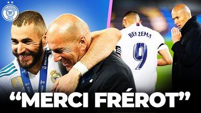 La Quotidienne du 27/05 : Zidane dit adios au Real, Benzema lâche sa dédicace