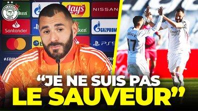 La Quotidienne du 16/03 : Benzema répond aux critiques sur l'attaque du Real !