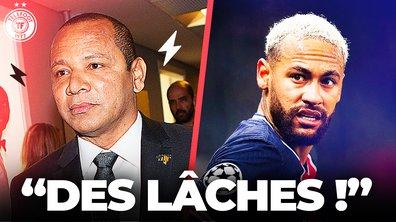 La Quotidienne du 12/02 : Le père de Neymar répond à Pascal Dupraz