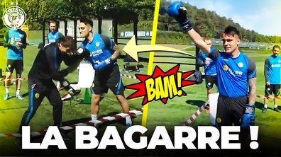 La Quotidienne du 14/05 : Lautaro et Conte s'amuse à l'entraînement