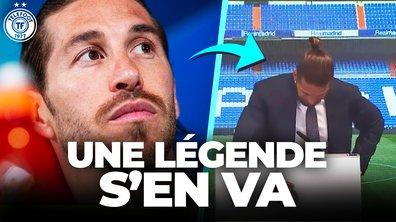 La Quotidienne du 17/06 : Sergio Ramos fond en larmes à l'annonce de son départ