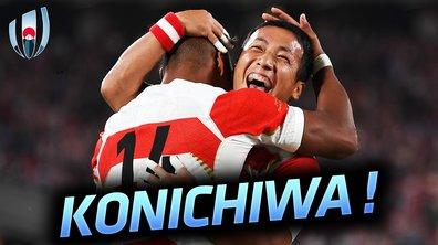 La Quotidienne de la Coupe du monde du 20/09 : Le monde regarde le Japon !