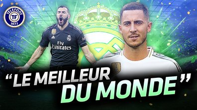 La Quotidienne du 14/06 : Hazard encense Benzema !