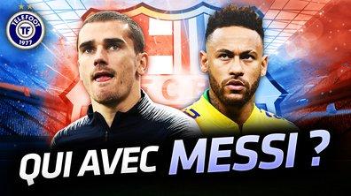 La Quotidienne du 19/06 : Qui avec Messi ?