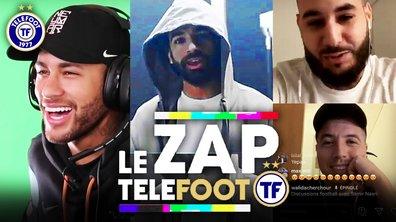 Zap Telefoot #11 : Le RAP de Salah, Neymar MONSTRUEUX sur Counter-Strike