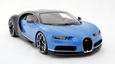 Une Bugatti Chiron miniature à près de 10.000 €