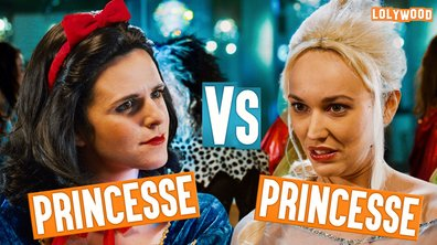 Lolywood - Princesse VS Princesse