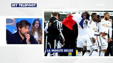 MyTELEFOOT - L'histoire Belge : JE SUIS CHARLIE par les footballeurs