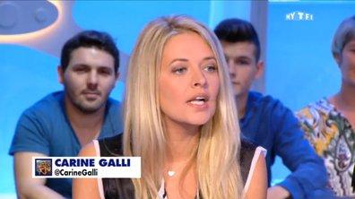 MyTELEFOOT - La minute de Carine Galli du 2 novembre 2014