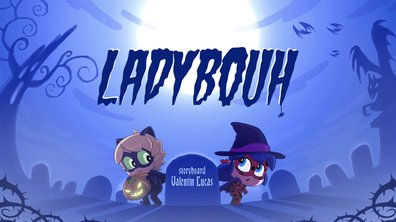 Chibi - Ladybouh ! (Episode Halloween)