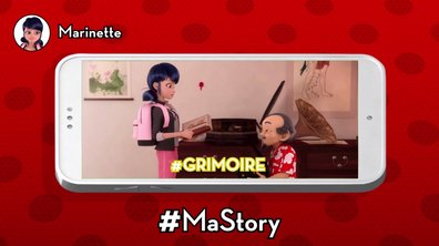 Les stories de Miraculous - #Legrimoire @Marinette