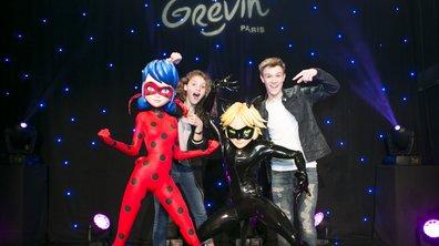Ladybug et Chat Noir entrent au Musée Grévin !