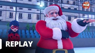 Miraculous - Les aventures de Ladybug et Chat Noir - Maître Noël