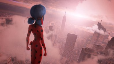 MIRACULOUS WORLD : NEW YORK, LES HEROS UNIS sur TFOU