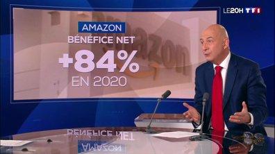 Mise au point de François Lenglet sur l'accord de la taxe des Gafa