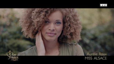 Miss Alsace 2020 est Aurélie Roux (candidate à Miss France 2021)