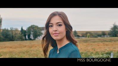 Miss Bourgogne 2019, Sophie Diry