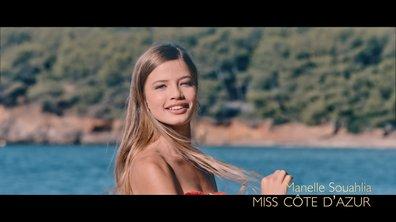 Miss Côte d'Azur 2019, Manelle Souahlia