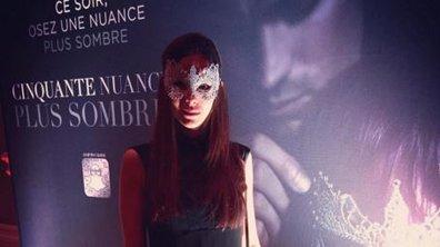 Marine Lorphelin, bientôt actrice pour 50 Nuances de Grey ?