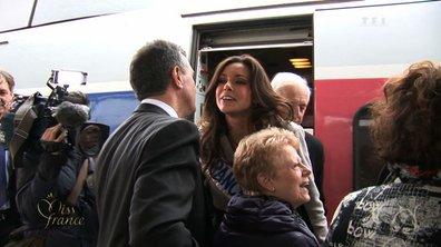 Retour triomphal de Miss France en Bourgogne