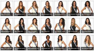 Miss France 2014  - Palmarès des régions : prémière pour le pays Orléanais !