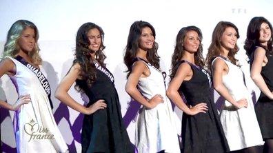 Miss France 2014 : le conte de fées commence pour les 33 candidates !
