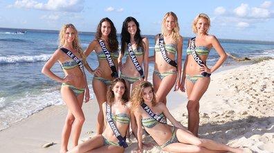 OFFICIEL - Les 33 candidates Miss France 2015 en bikini (PHOTOS)