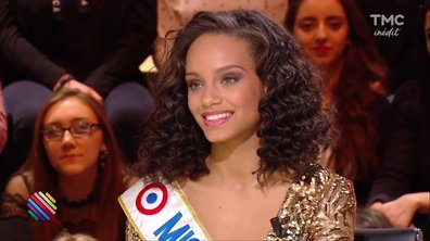 Miss France 2017 : le premier talk-show d'Alicia Aylies