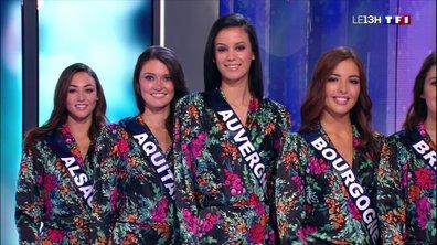 Miss France 2020 : les 30 candidates dévoilées