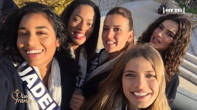 Miss France 2020 : les Miss en mode touriste à Marseille !