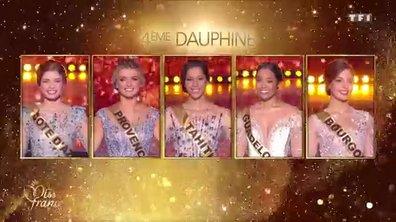 Miss France 2020 : Qui sont les 4 dauphines ?