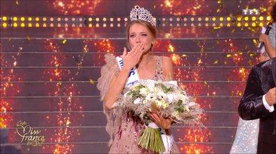 Miss France 2021 est Miss Normandie, Amandine Petit
