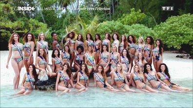 Les miss débarquent à Tahiti !