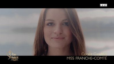 Miss Franche-Comté 2020 est Coralie Gandelin (candidate à Miss France 2021)