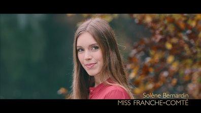 Miss Franche-Comté 2019, Solène Bernardin