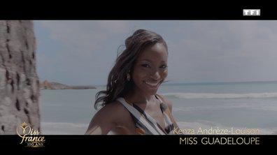 Miss Guadeloupe 2020 est Kenza Andreze-Louison (candidate à Miss France 2021)