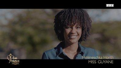 Miss Guyane 2020 est Hélèneschka Horth (candidate à Miss France 2021)