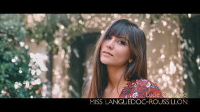Miss Languedoc-Roussillon 2019, Lucie Caussanel