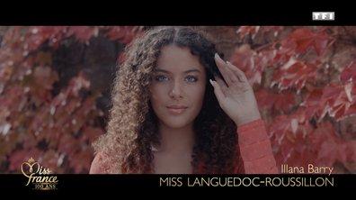 Miss Languedoc-Roussilon 2020 est Illana Barry (candidate à Miss France 2021)