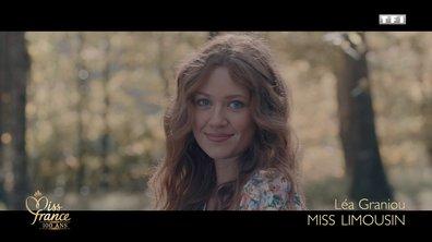 Miss Limousin 2020 est Léa Graniou (candidate à Miss France 2021)