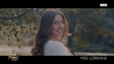 Miss Lorraine 2020 est Diane Febvay (candidate à Miss France 2021)
