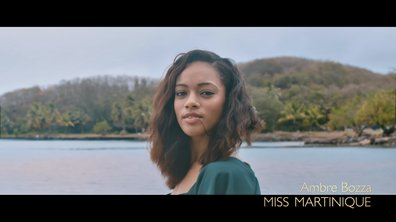 Miss Martinique 2019, Ambre Bozza