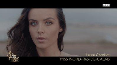 Miss Nord-Pas-de-Calais 2020 est Laura Cornillot (candidate à Miss France 2021)