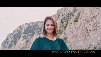 Miss Nord-Pas-de-Calais 2019, Florentine Somers