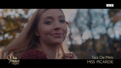 Miss Picardie 2020 est Tara de Mets (candidate à Miss France 2021)