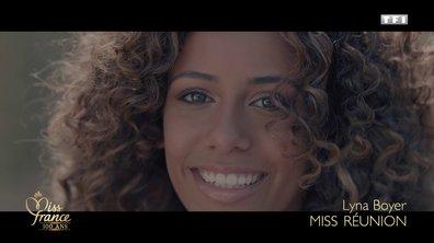 Miss Réunion 2020 est  Lyna Boyer (candidate à Miss France 2021)