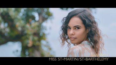 Miss Saint-Martin et Saint-Barthélemy 2019, Layla Berry