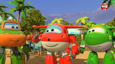 Super Wings - Mission sous-marine aux Philippines