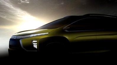 Mitsubishi tease un nouveau concept-car de SUV
